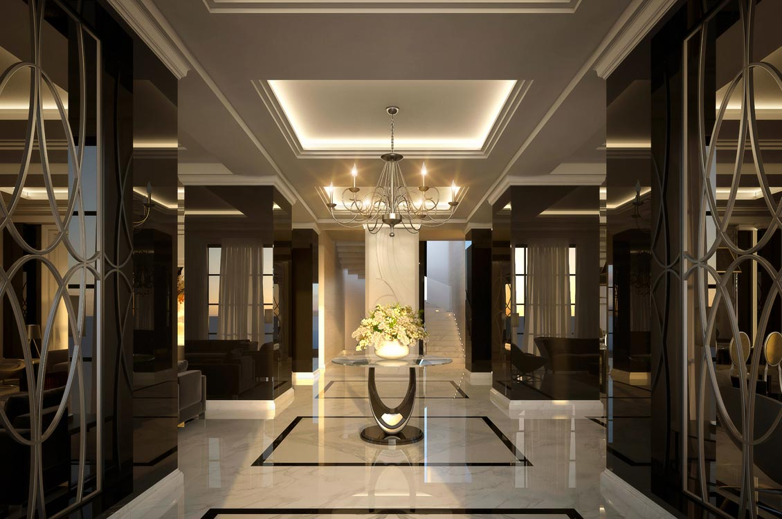 Tao designs i architecture interior design in dubai uae for Villa interior design in dubai